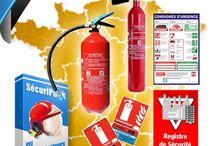 Protection Incendie domestique / Pour éviter les incendies domestiques et avoir une bonne protection, il existe des moyens simples et efficaces : Un bon système de détection de fumée, de bons extincteurs...