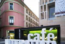 cafe / bistro de rua