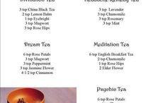 Herbal Tea Recipes