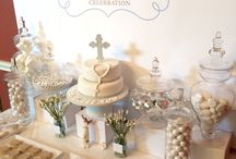 First communion ideas