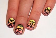 Matte Nail Art Designs / Check out these awesome matte nail polish ideas you can try on your next manicure!