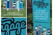 Signage / Signage that we've designed