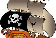 childrens pirates