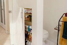Home: Bathroom Storage