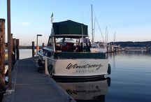 "Carbo's Pride and Joy! / Jerry's toy...""Windsong""  The joys of Chris-Craft"