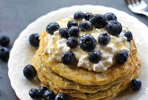 Pancakes, Crepes, Waffles and French Toast / Sweet and savory pancake and crepe recipes; griddle cakes; waffles; French toast