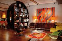 Seventies living / Inspiration for a seventies inspired living lounge