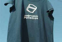Camisetas Fablab / Diseños que realizamos en fablab de camisetas.