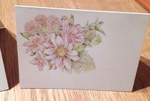 Heartfelt blooms - stampin up