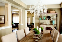 Living, Dining & Great Rooms