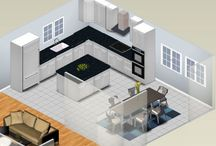 Kitchen design / Kazan kitchen