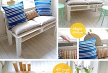 DIY {Pallet & Crate Ideas}