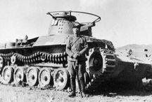 大日本帝国陸軍戦車
