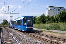 Rostocker Straßenbahn AG >> (Bombardier) NB4 / Sie sehen hier eine Auswahl meiner Fotos, mehr davon finden Sie auf meiner Internetseite www.europa-fotografiert.de.