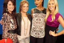 Everyday Runway / Photos of fashion & beauty TV segment.  Pics of fashion finds & trends to bring the runway home everyday.