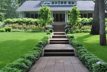 Landscaping Inspiration / These dreamy landscapes aren't impossible with the right guidance and some hard work!
