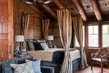intérieurs bois