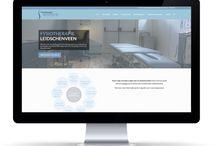 Website voorbeelden / Ons portfolio
