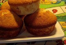 Muffinssit ja kääretortut