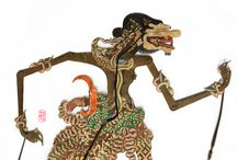 Wayang Kulit / Indonesian Shadow Puppet Theatre