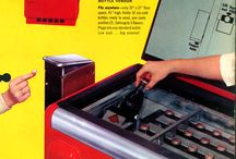 Retro/vintage / by Shirley Freeman Siratt