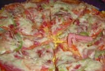 Pizza a různé...