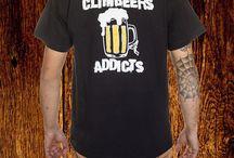 camisetas ESCALADA / escalada camisetas climb or die #escalada #climbordie #camisetasescalada #climbeers #warriorsoftherocks #bulder