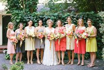 Bridal Image Bride - Megan + Evan / Our beautiful couple were featured on Green Wedding Shoes!
