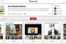 Robię To dla Art Pistols Galeria / Media Social dla Art Pistols Galeria