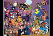 80s - 90s My Childhood / Memory lane for everyone who grew-up in the 80s and 90s — a colorful era. / by Patrick Welker