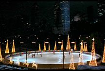 Christmas in NYC  / by Leigh Walker