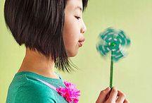 St. Patrick's Day Crafts & Decor for Kids!