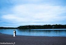 Feelings of Summer Weddings in Finland / Wedding photos