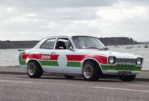 Race Cars / I follow all kinds of racing and I am ancient enough to remember some of these cars racing when I was a kid.