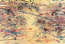 Julie mehretu / by Karen Griffith