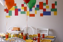 Party ideas / by Michelle Garcia