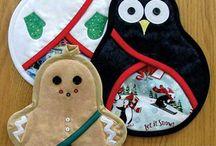 christmas hand crafts