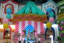 Festa Circo Rosa Catarina