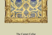 """Art for your floor / Our exhibition of exquisite carpets as part of our series""""Art for your floors."""""""