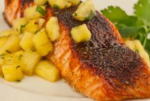 Food-Fish/Seafood Recipes / by Aliese Lucas