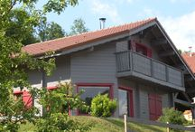 Maisons Bois Gico - Madriers Massifs / Maisons bois Gico en madriers massifs