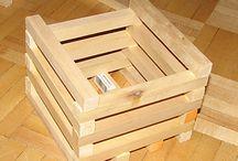 Cool wood dilny
