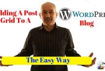 Wordpress / Blogging