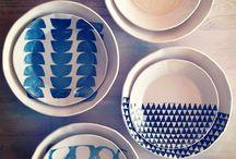 Painting porcelain DIY