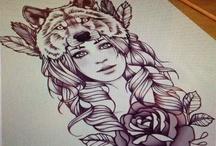Drawings - Desenhos