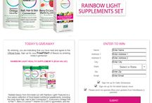 In the News | Rainbow Light / See what the media has to say about Rainbow Light in recent press coverage.