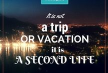 TRAVEL QUOTES / travel quotes, frases de viajes