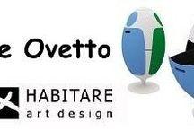 Kosze do segregacji odpadów Ovetto / kosze OVETTO do segregacji funkcjonalne, ekologiczne, designerskie