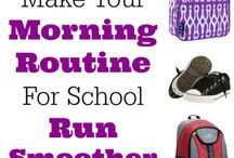 Schedule and Routine