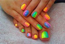 Nails & Makeup ideas